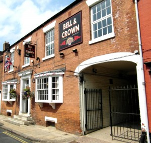 The Bell & Crown, Market Place, Snaith, DN14 9HE, Tel: 01405 860689